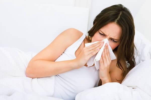 Медикаментозное лечение гайморита при беременности