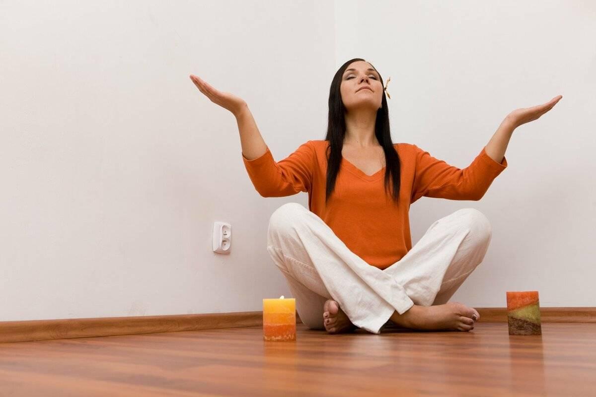 Йога от депрессии и стресса