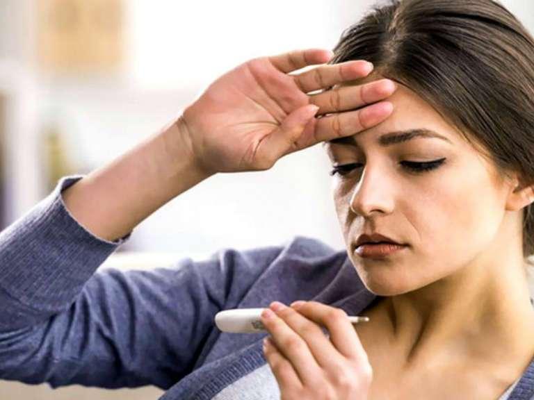 температура и кашель у взрослого