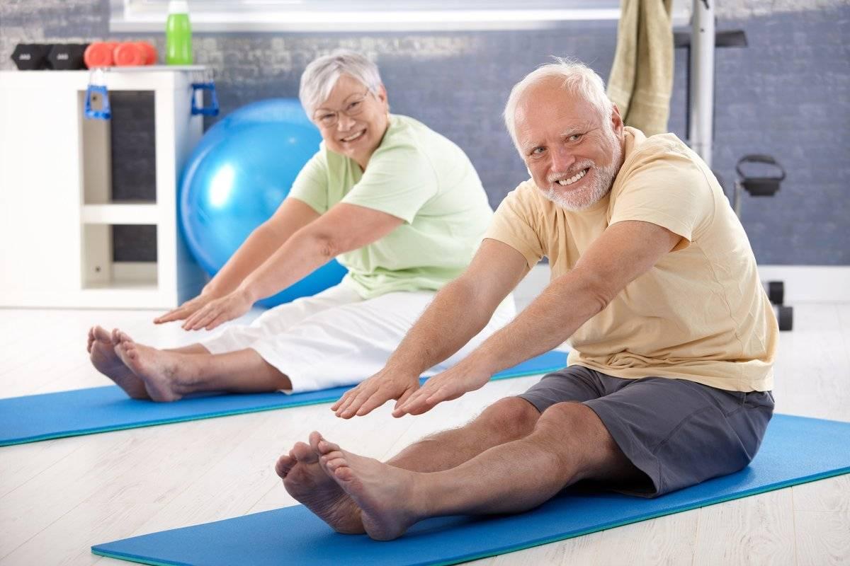 Выполнение физических упражнений при гепатите с
