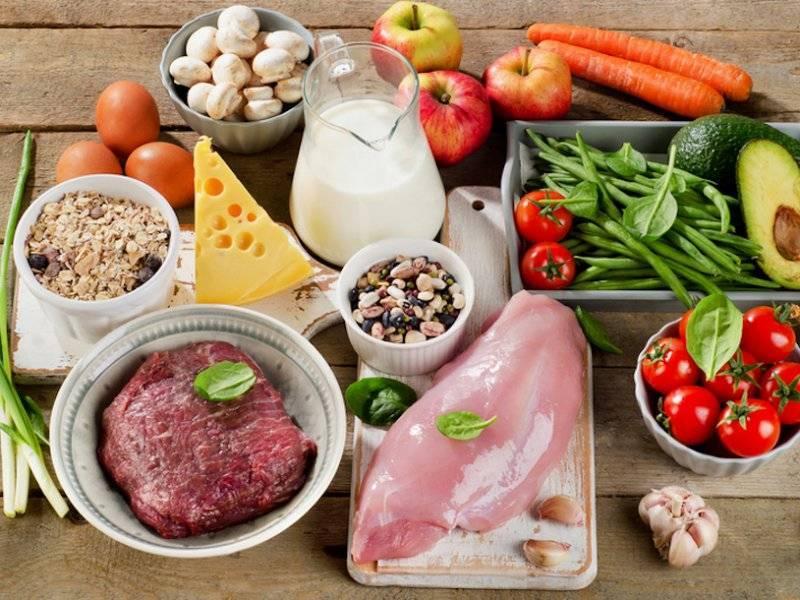 Правильное питание при описторхозе
