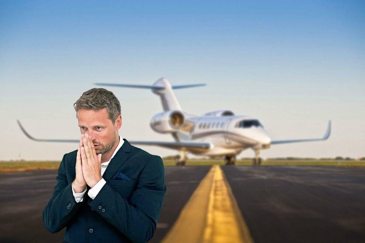 Как преодолеть боязнь летать на самолете