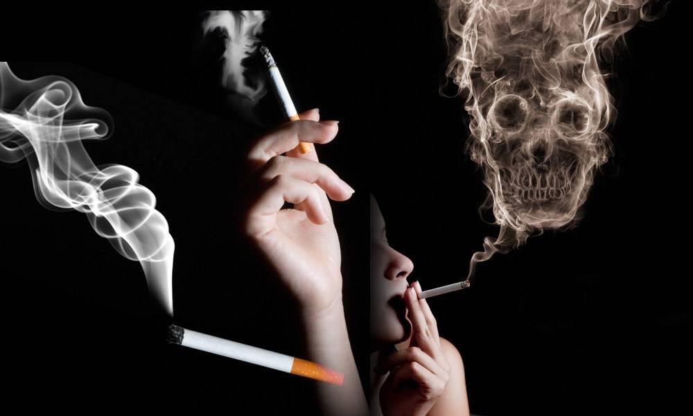 Влияние курения на здоровье и внешность