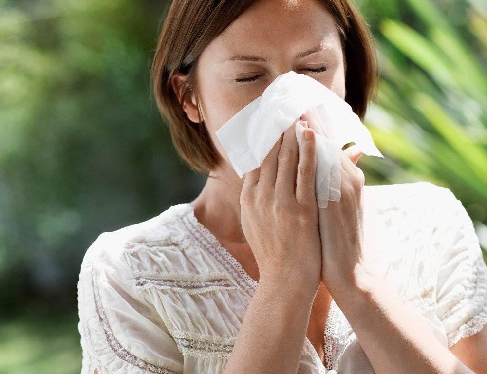 Чихание как симптом различных болезней