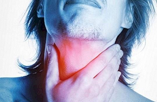 Зуд в горле и кашель причины и лечение
