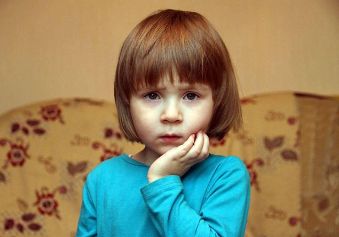 у ребенка появились синяки под глазами