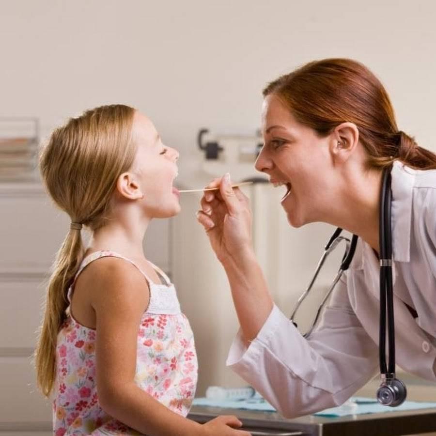 Противовирусные препараты при фарингите у взрослых