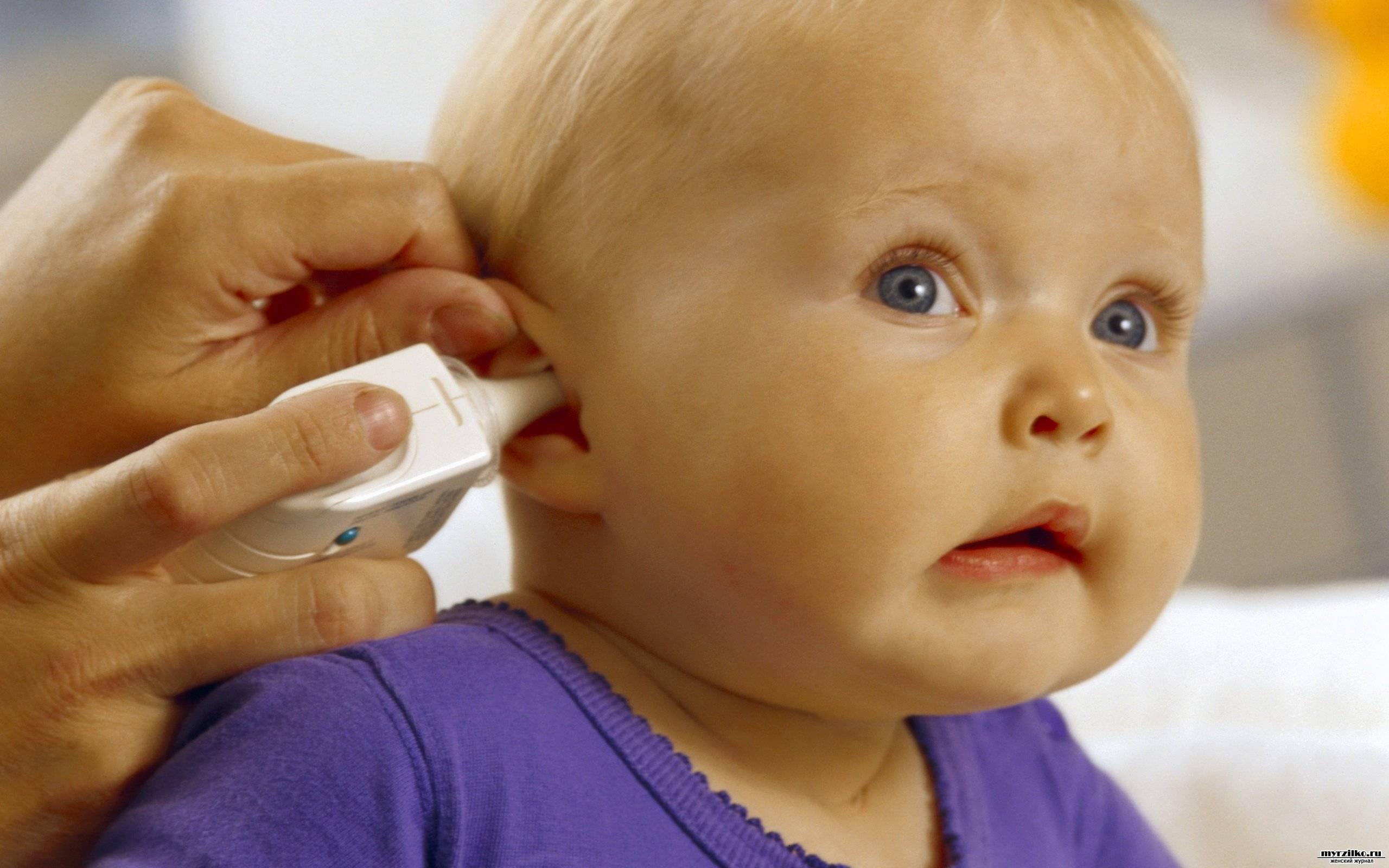 как лечить насморк годовалому ребенку