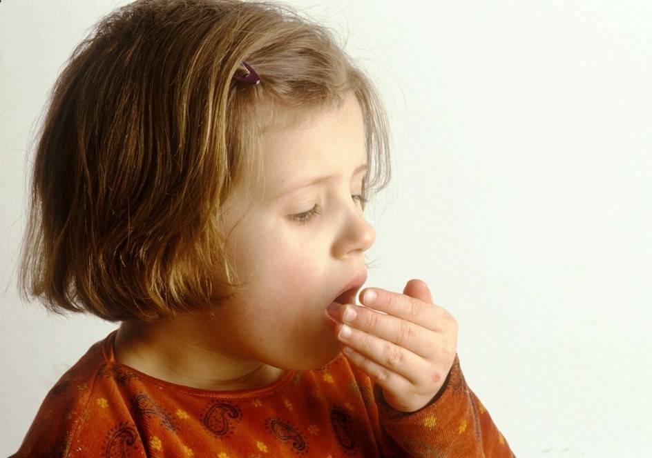 Сухой кашель у ребенка: лечение в домашних условиях