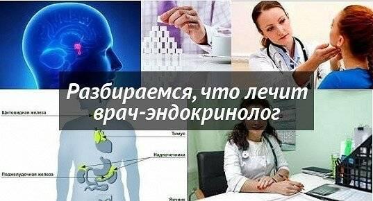 врач по щитовидной железе
