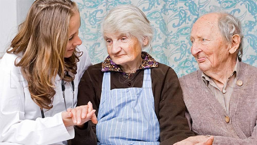 галлюцинации у пожилых людей