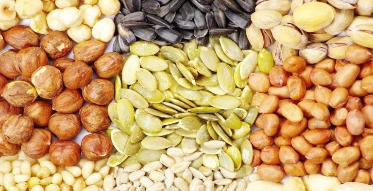 семечки подсолнуха повышают холестерин