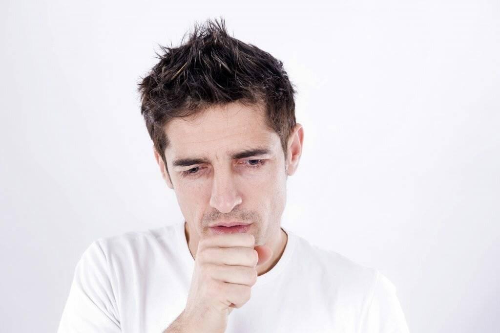 сильный кашель но горло не болит