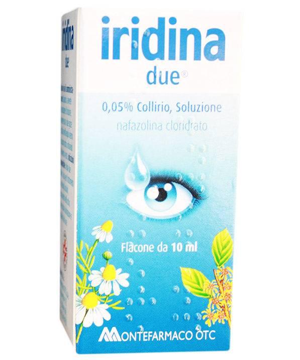 Иридина, капли для глаз: инструкция к препарату, аналоги, отзывы