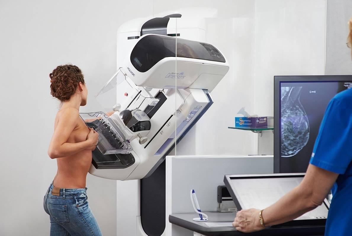 маммография подготовка к обследованию