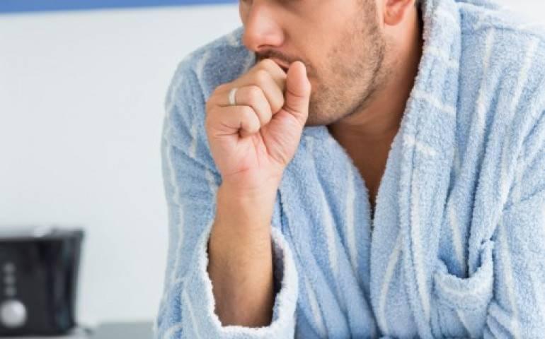 хронический кашель с мокротой