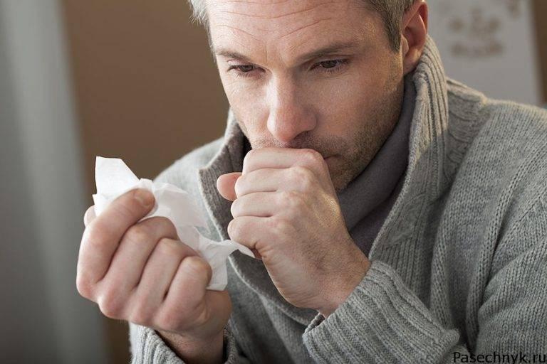Почему по утрам возникают приступы кашля