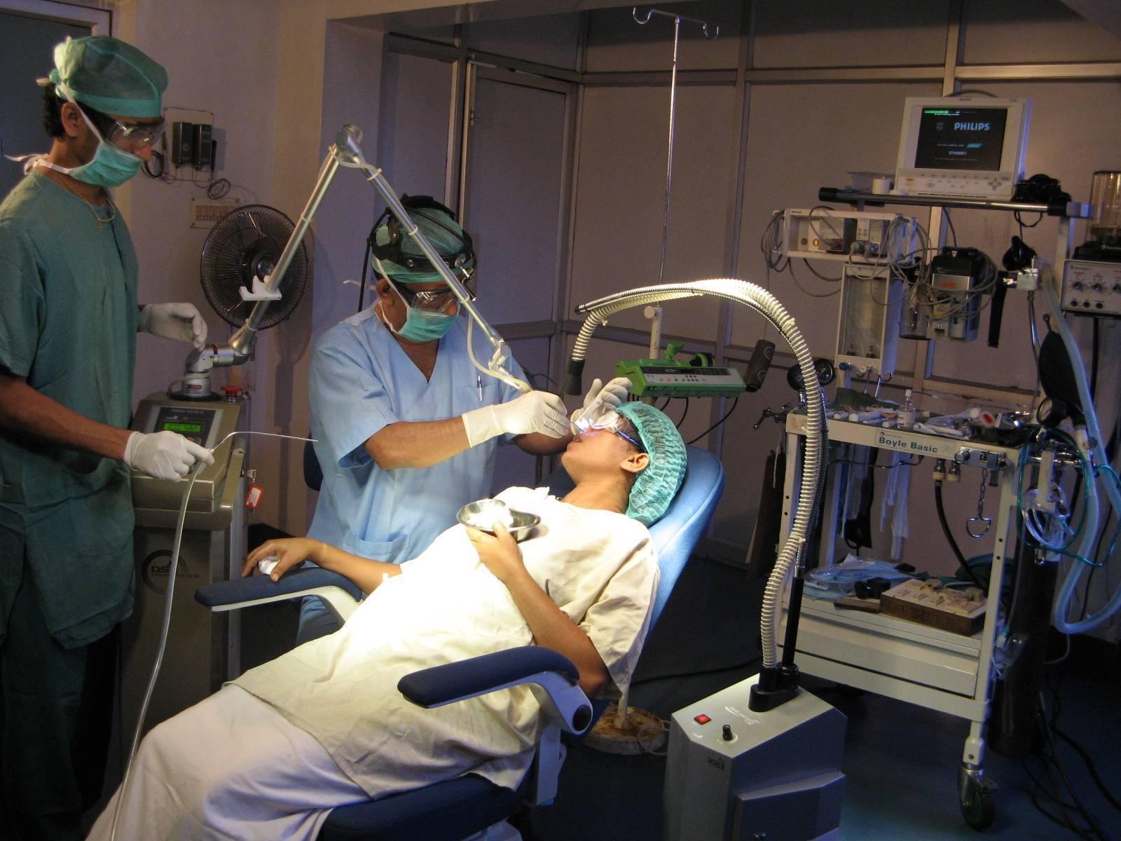 Операция вазотомия нижних носовых раковин. анатомические особенности строения нижних носовых раковин