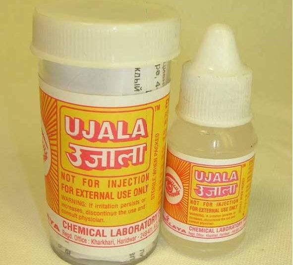 Тоник для глаз уджала (ujala) в форме таблеток