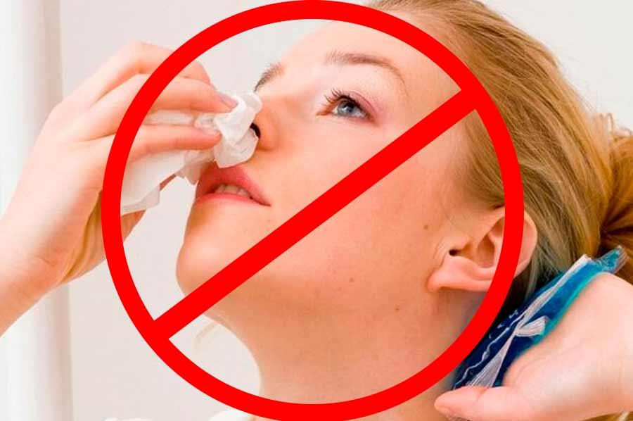 Кровотечение из носа. причины у взрослых, детей. как остановить, первая помощь, лечение