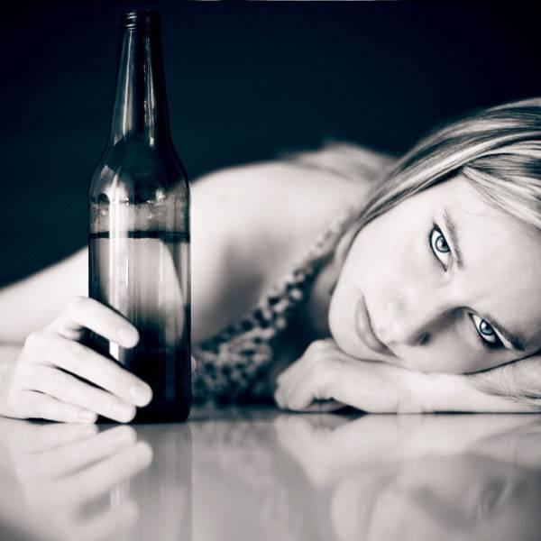 Как женщине бросить пить алкоголь самостоятельно