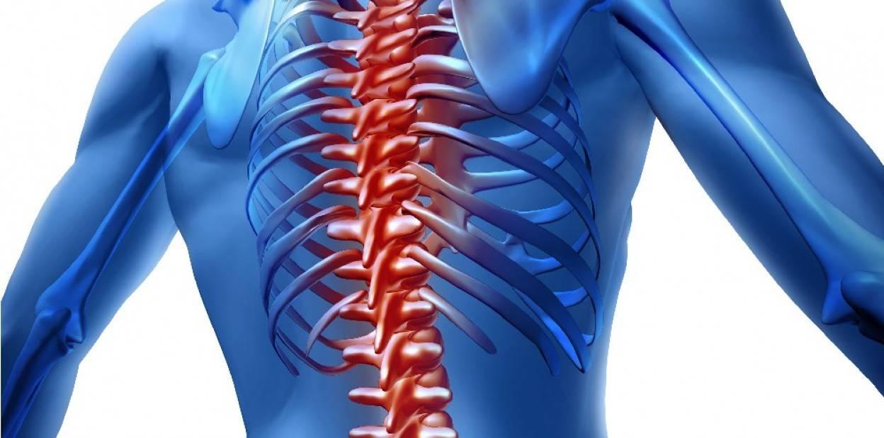 Невралгия грудного отдела у взрослых