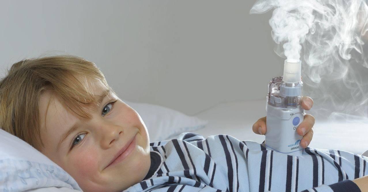 Ингаляции при ларингите: с небулайзером и паровые, препараты, отзывы