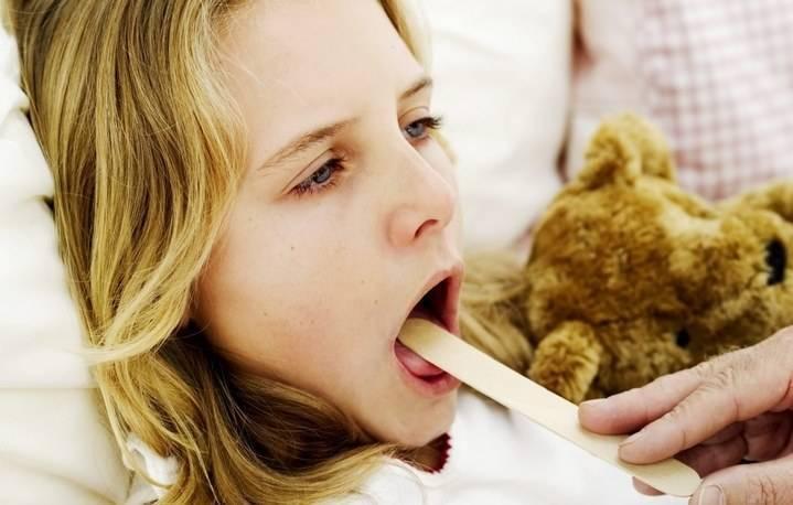 как лечить ангину в домашних условиях ребенку