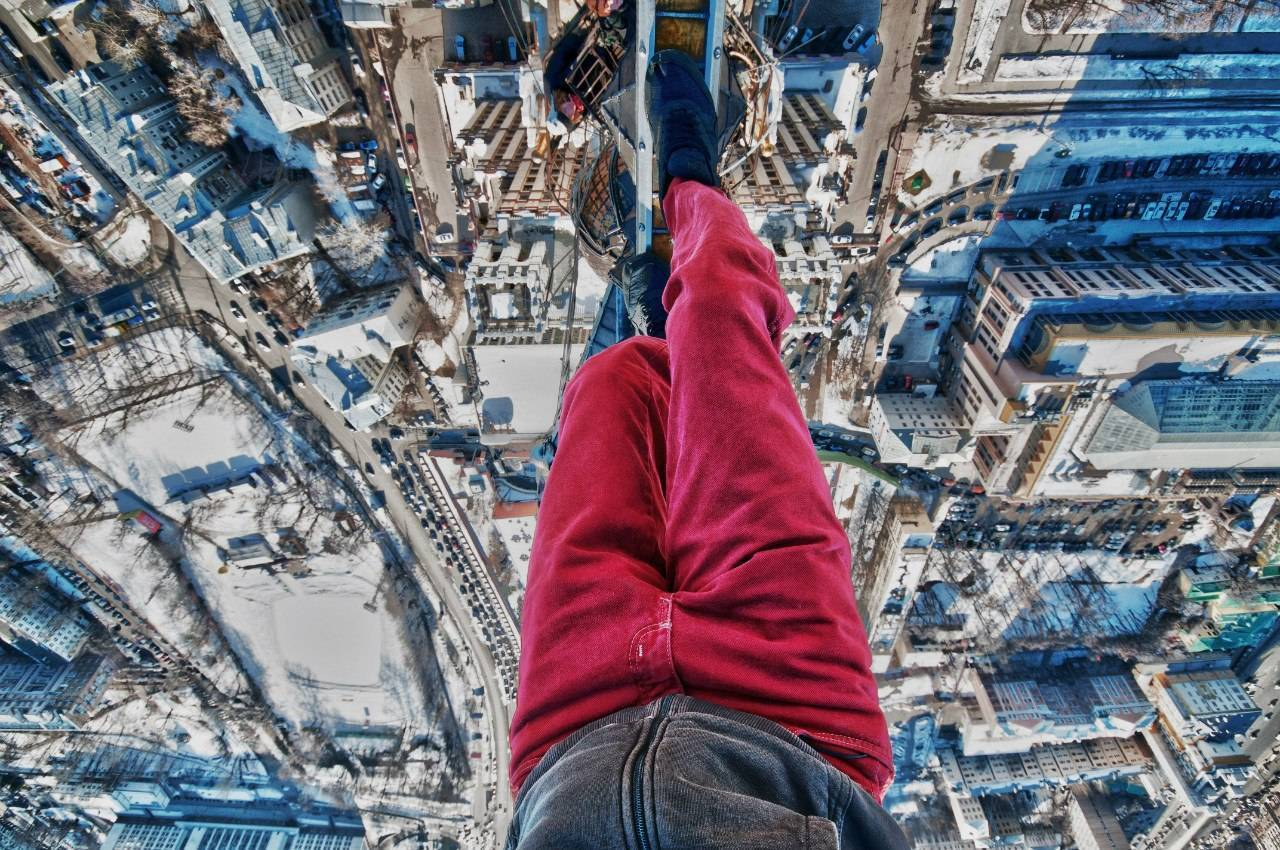 как победить страх высоты