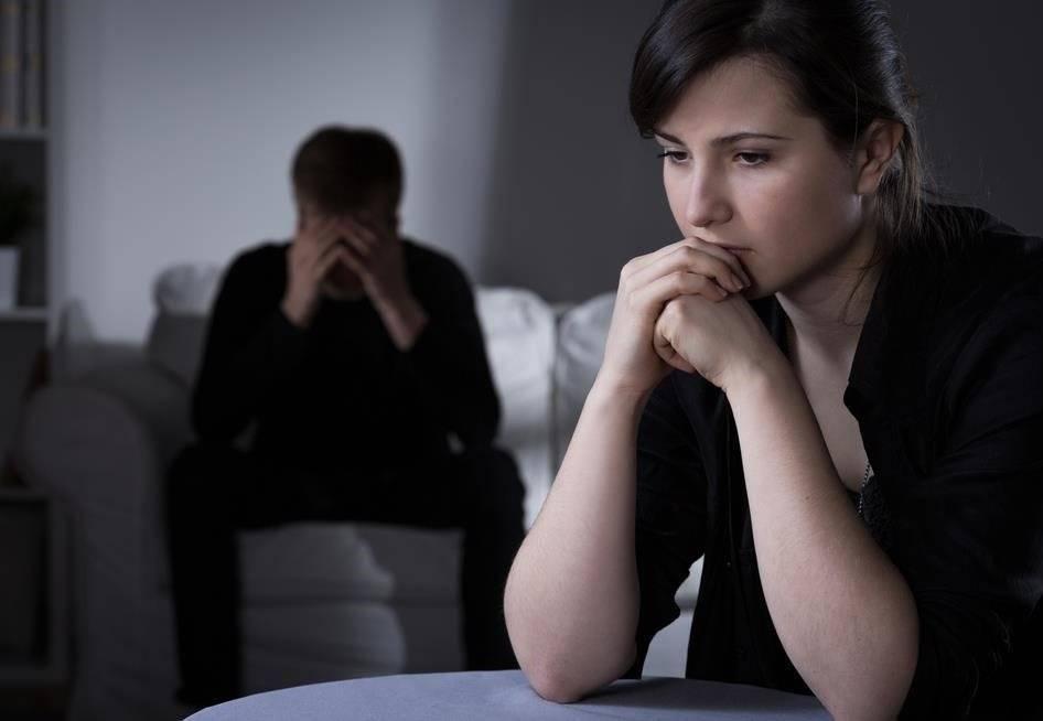 Как самостоятельно выйти из депрессии после сложного развода?