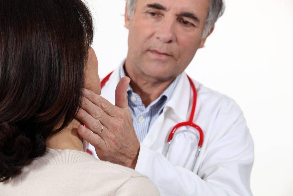 Лечение рака горла народными средствами