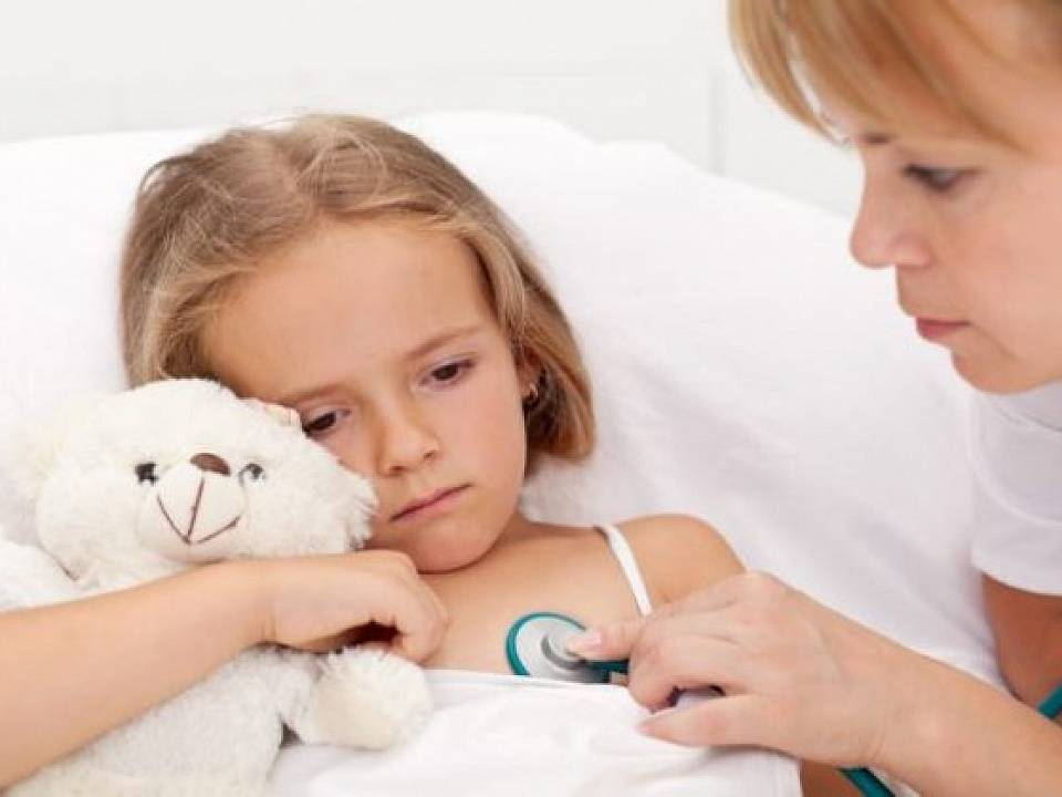 гепатит у новорожденного