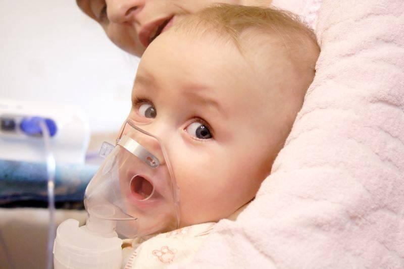 Ларингит у грудничка: симптомы и лечение детей до года, как лечить новорожденных