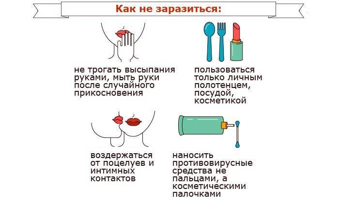 Как вылечить герпес на губах за 1 день в домашних условиях