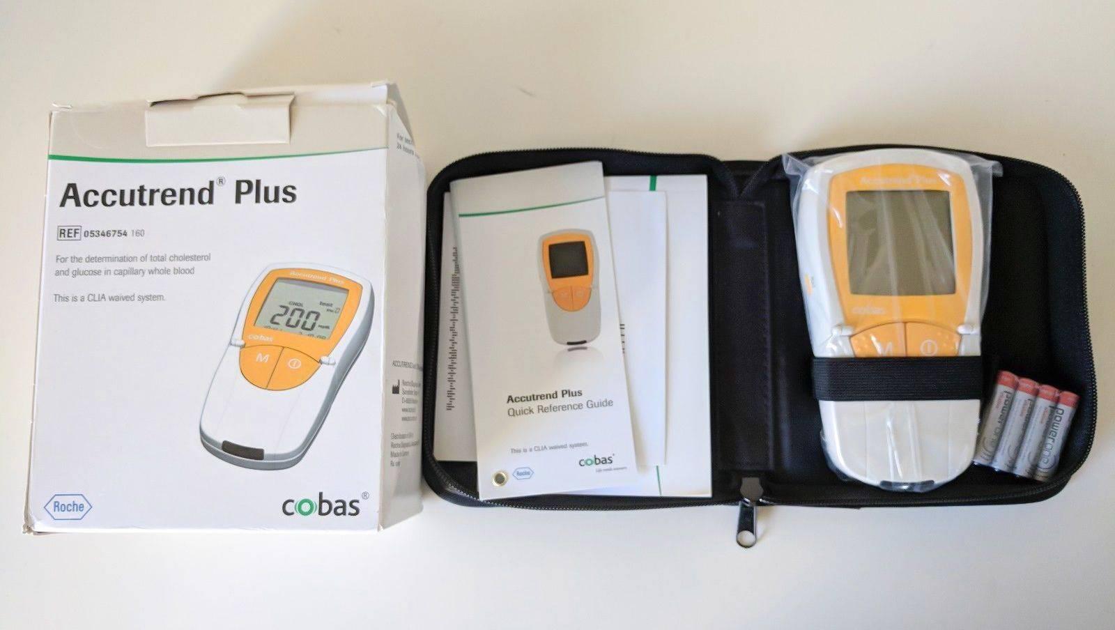 измерение холестерина на дому