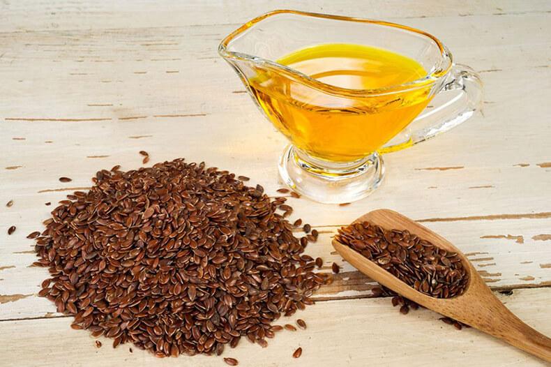Советы и рецепты, как принимать льняное масло для снижения холестерина