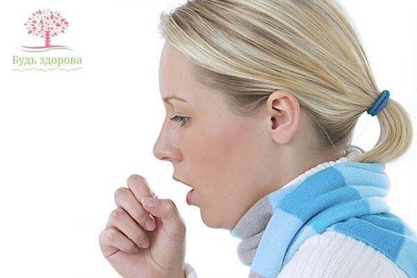 Сухой удушающий кашель у ребёнка