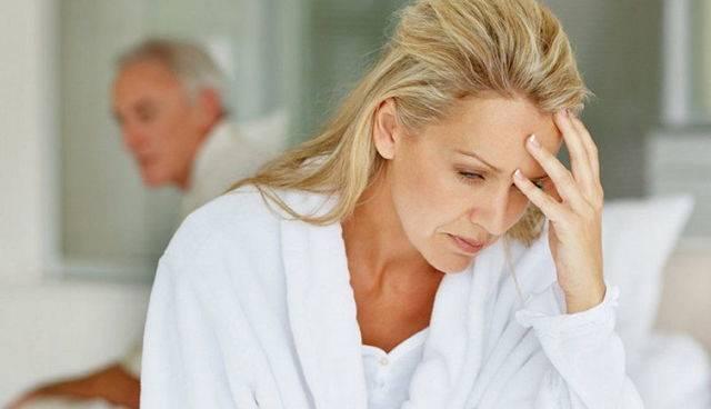 Климакс и мастопатия