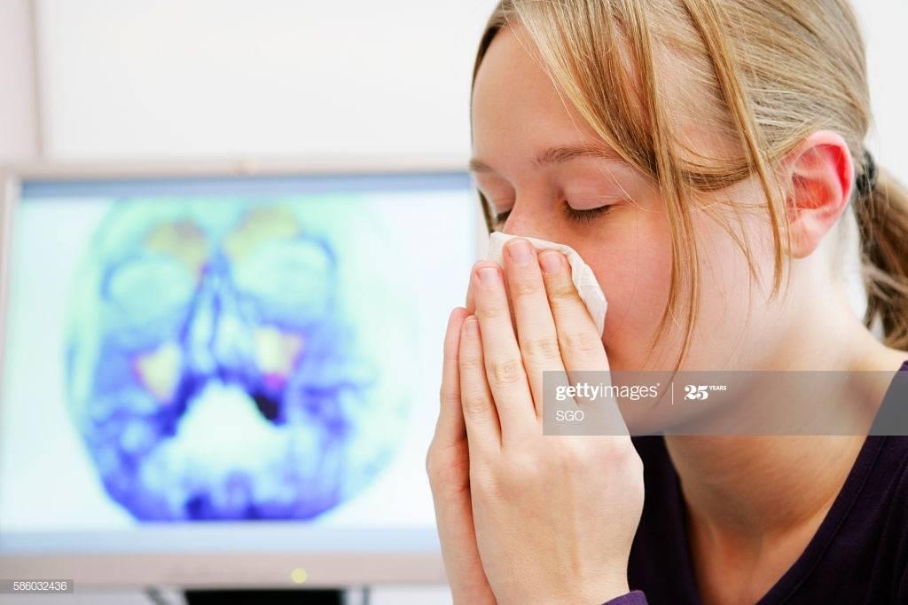 можно ли заразиться гайморитом от больного гайморитом