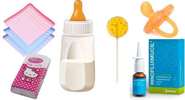 Можно ли гулять с ребенком, если насморк и первые признаки простуды у новорожденного