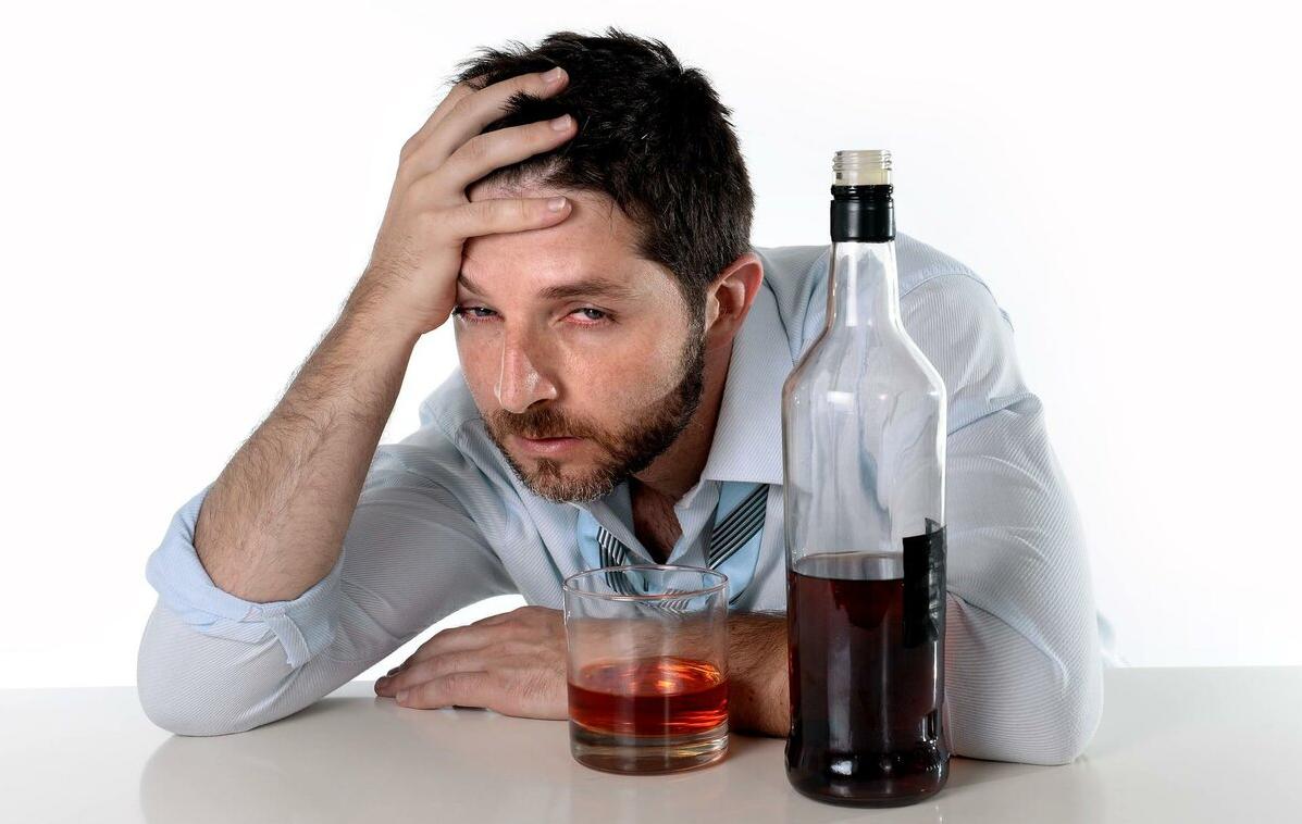 хронический активный алкоголизм