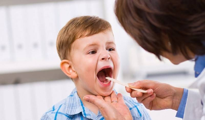 У ребенка хрипы при дыхании и кашель без температуры у