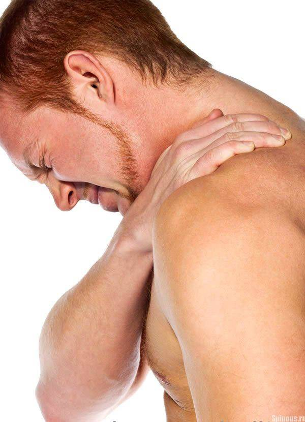 шейная невралгия симптомы