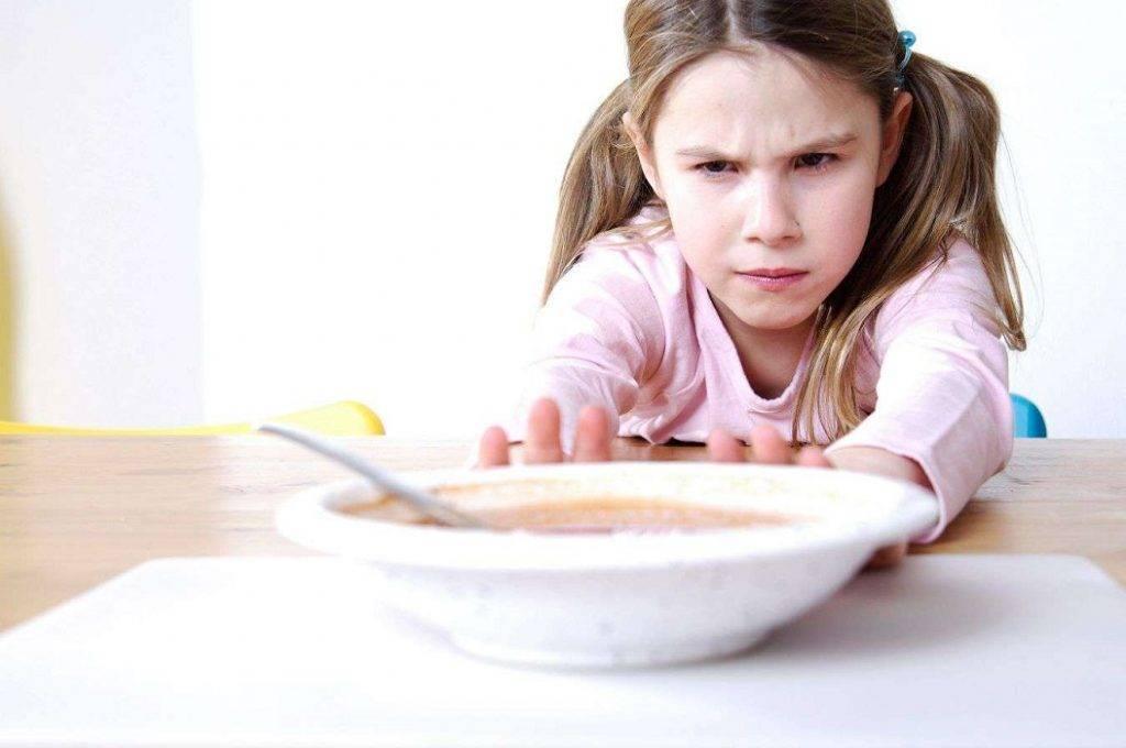 Анорексия у детей - причины, симптомы и лечение
