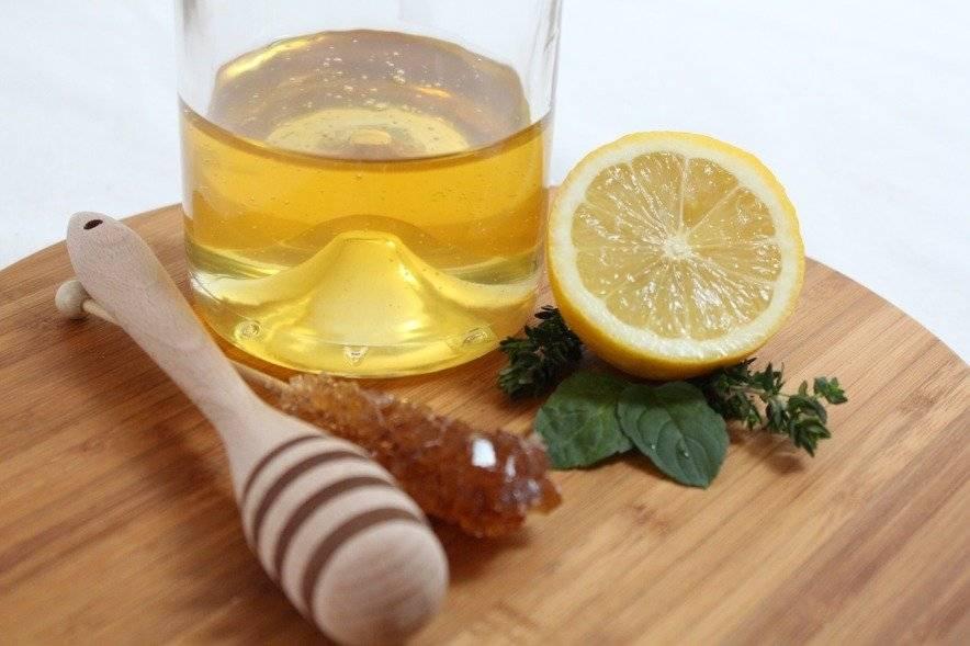 Лечение кашля глицерином и лимоном