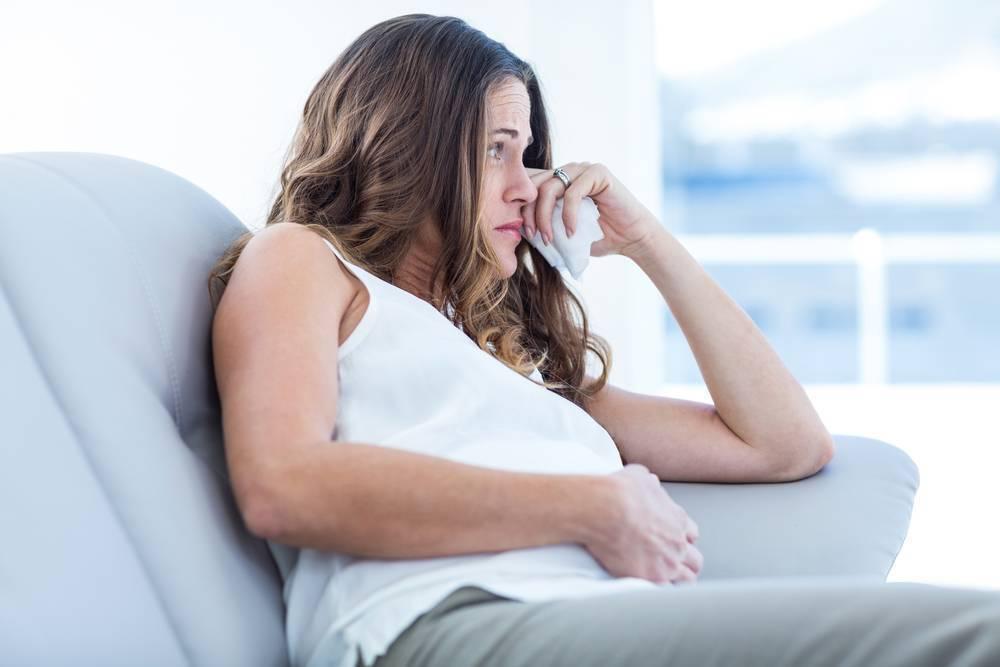 Лечение послеродовой депрессии