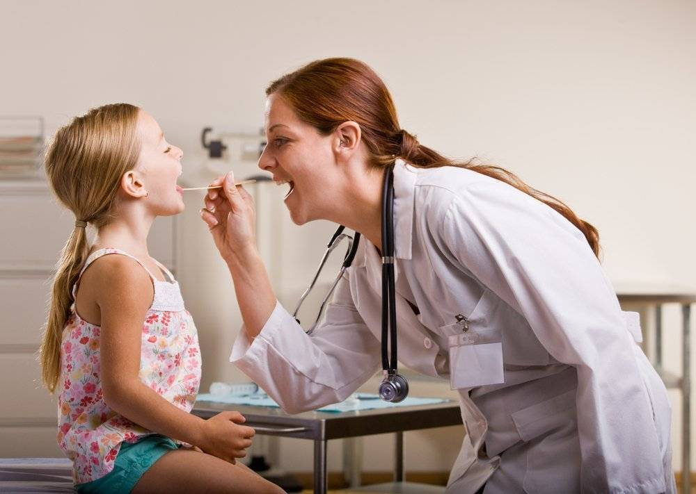 какой врач лечит ангину у взрослого