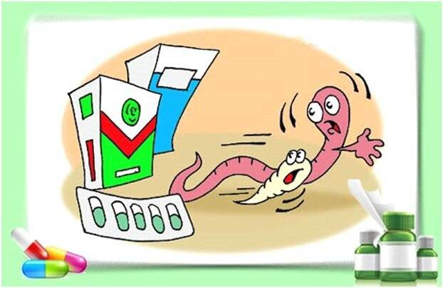 Какое лекарство против глистов лучше дать ребенку
