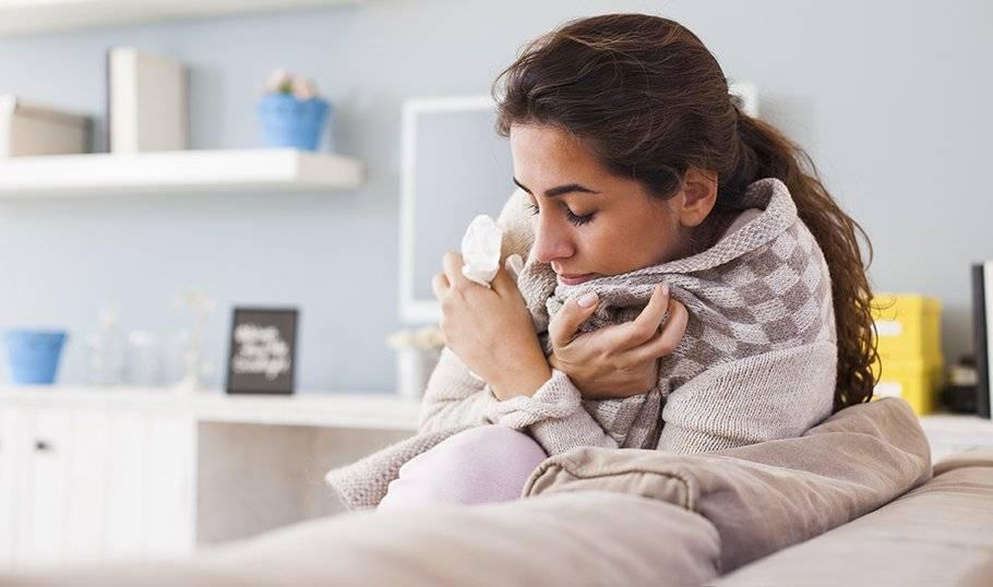 как избавиться от сухого кашля при беременности