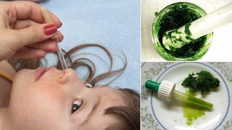 Лечение насморка народными средствами в домашних условиях